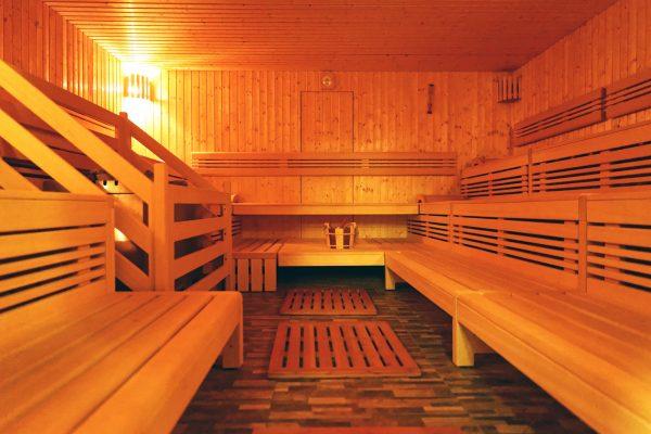 Stadt Sauna