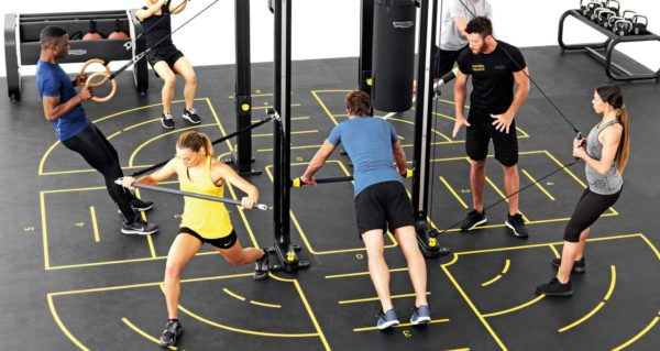Crossgym und Functional Training
